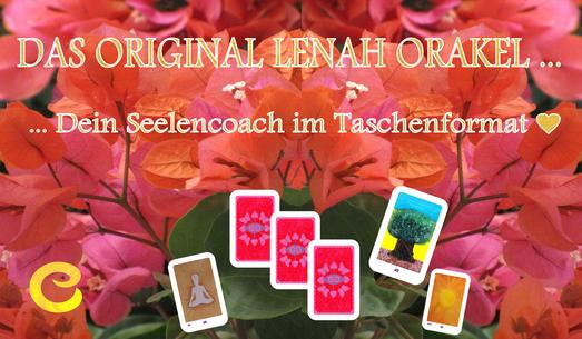 Original Lenah Orakel - Dein Seelencoach im Taschenformat ♥