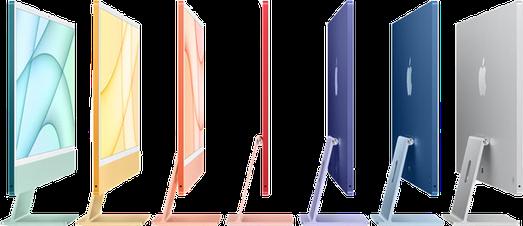 iMac M1 24 Zoll Model 2021