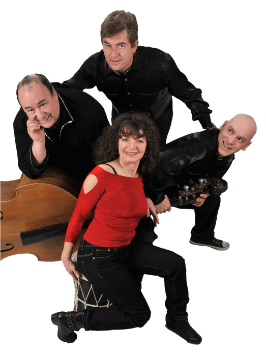 AlbTRAUM - Die Partyband aus Füssen im Allgäu: ...das sind Brigitte, Richard, Norbert und Mario!
