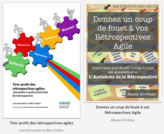 """Rétrospectives agiles"" - a bundle in French"