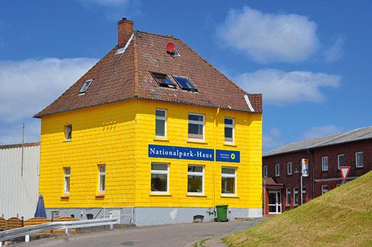 Nationalpark-Haus auf Pellworm