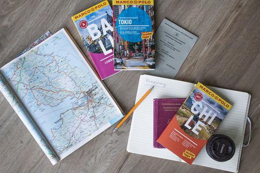 Reiseplanung, Planung Urlaub, Excel-Planung, Die Traumreiser