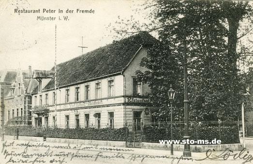 An der Warendorfer Straße