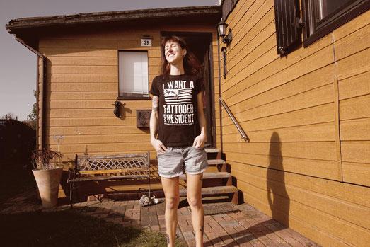 Lebensfreude im Haus, neue Wohnung, Glüklich sein im Leben