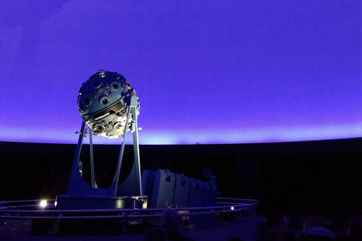 Planetarium Bochum, Ruhrgebiet, Ruhrtourismus, lonelyroadlover