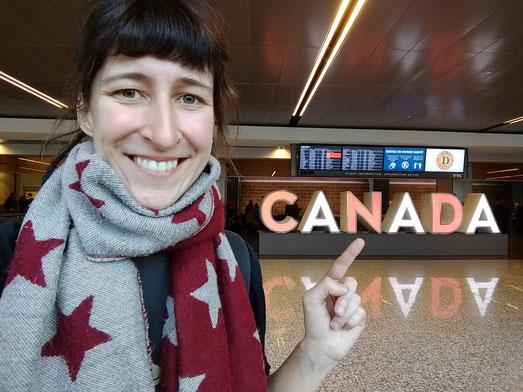 Canada, Calgary Airport, travel Canada, ETA, Europeans