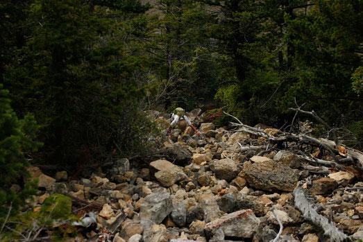 Gefahren beim Bergsteigen, Klettern, Unwetter, USA