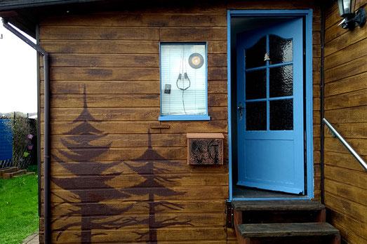 Renovierung Tiny House, Hütte, amerikanische Cabin, Wald, Woodstyle