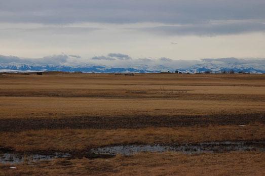 Landsschaft Kanada, Alberta, Rocky Mountains Kanada