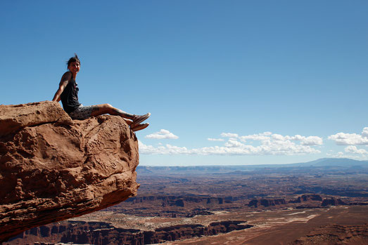 Canyonlands National Park, overlook, lonelyroadlover