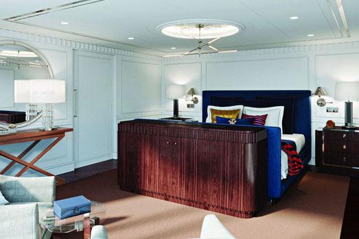 Owner's Suite Schlafbereich