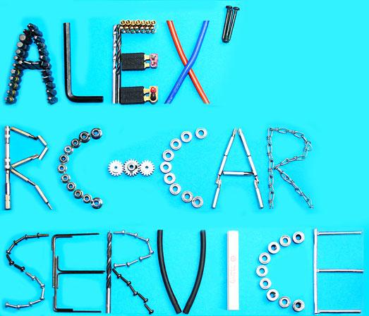 Logo von Alex' RC-Car Service