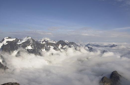 Sorata ist guter Ausgangspunkt für Wanderungen in Bolivien.