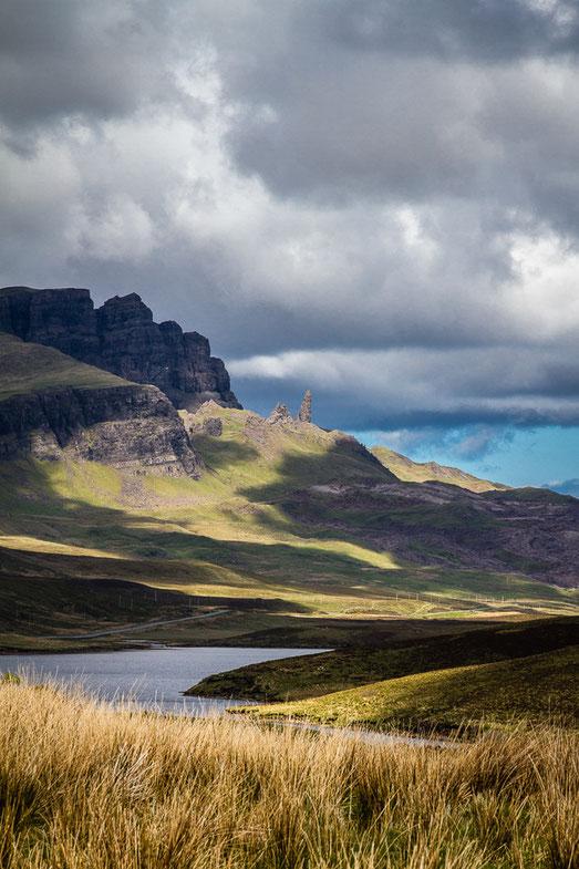 Bild: Old Man of Storr (Schottland, Skye)