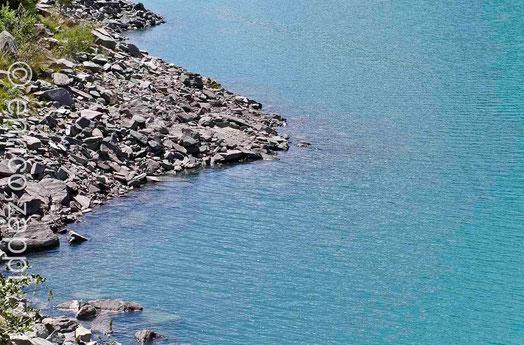 Il colore del Lago di Neves