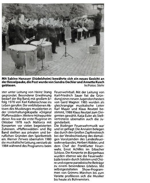 Neue Wochenpost, 26. Mai 2010