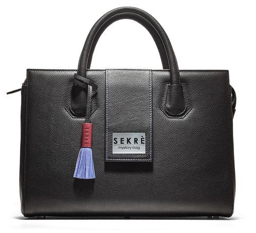 The luxury handbag with a secret – SEKRÈ mystery bag
