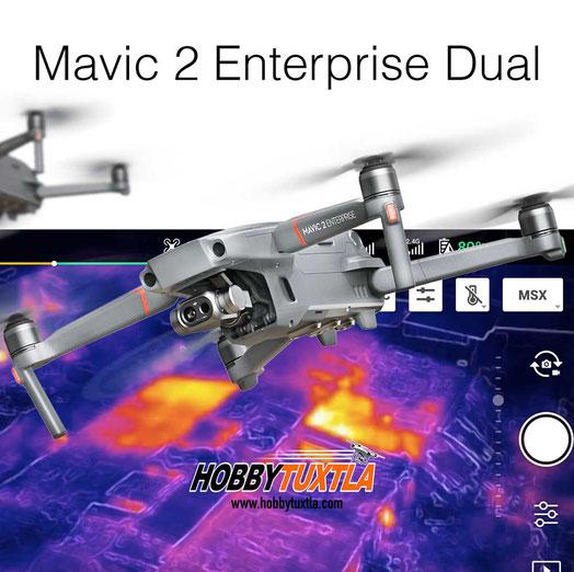 Mavic 2 Enterprise es un dron industrial diseñado para misiones de seguridad, vigilancia e inspecciones...