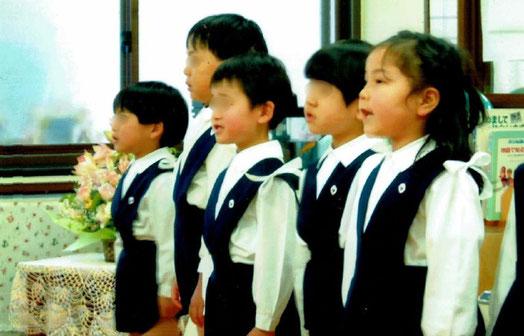 娘は、京都市内の幼稚園でモンテッソーリ教育を学び、社会で必要な力を身に着けました。
