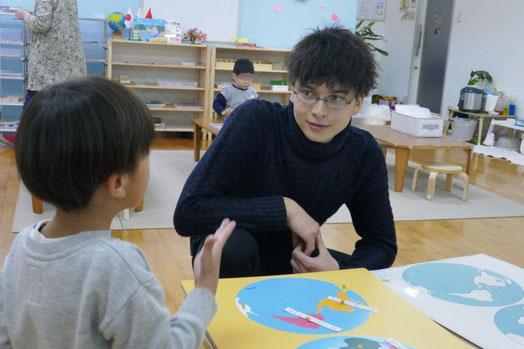 実際の教育の現場を見学し、子供とコミュニケーションをとるなかで、「世界をよくするためには教育がキー!」とあらためて感じられたとのことです