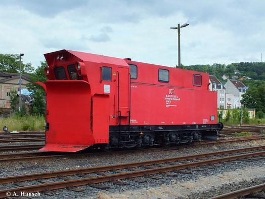 SPM 418 (80 80 970 5010-4) konnte am 26. Juni 2013 im Bahnhof Meiningen festgehalten werden