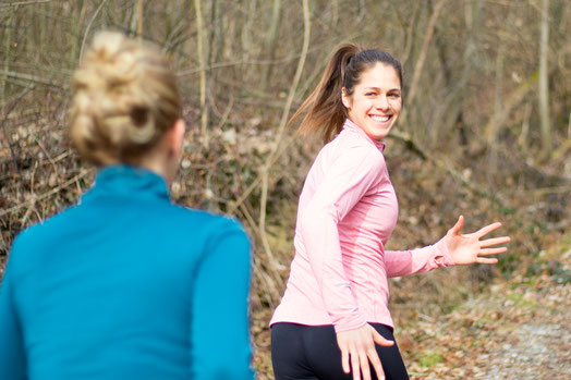 Gemeinsame Aktivitäten für deine Gesundheit, Fitness mit Personal Training und Ernährungsberatung
