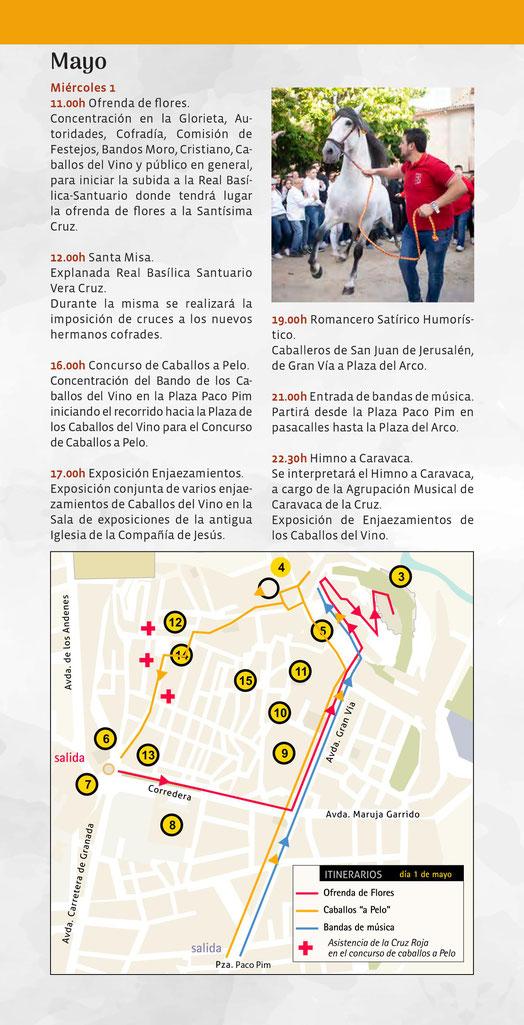 Caravaca Fiestas Santísima y Vera Cruz
