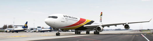 Air Belgium operates four passenger A340s