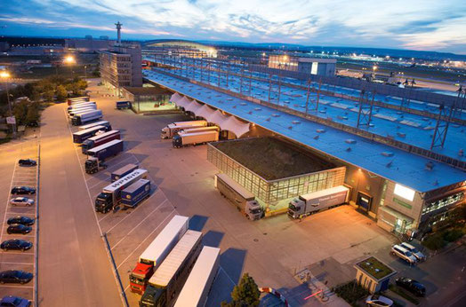 … will up the volumes handled at Frankfurt Cargo Services' warehouse, pictured here  -  courtesy FCS