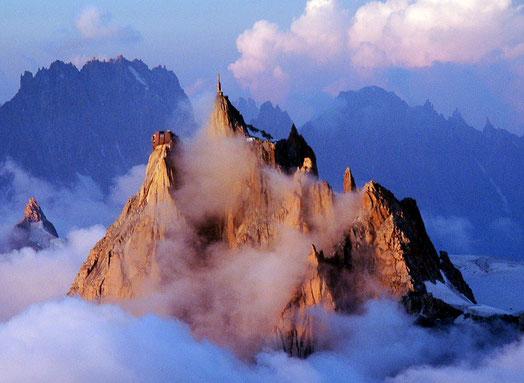 Aiguille du Midi - Photo Libre de Droit