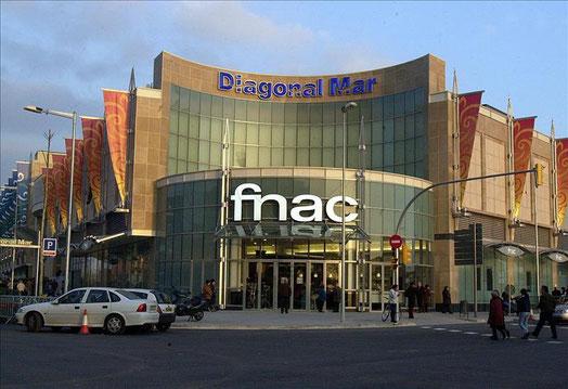 Diagonal Mar - торговые центры Барселоны