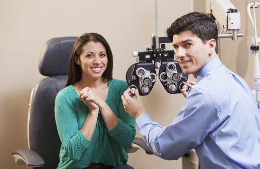 Augenchirurg