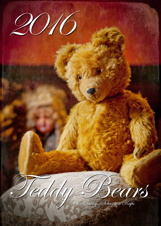 Teddy Bear, Calendar Teddy Bears