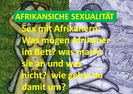 Mentalität afrikanische männer