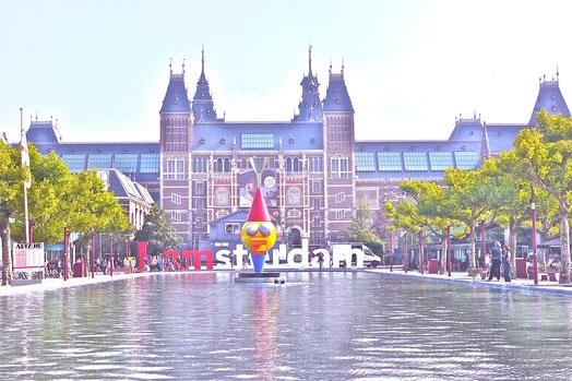 Städtereise Amsterdam Reichsmuseum Sehenswürdigkeiten in Amsterdam Holland