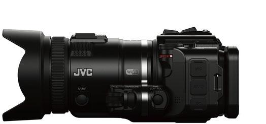 JVC Procision GC-PX100 Camcorder