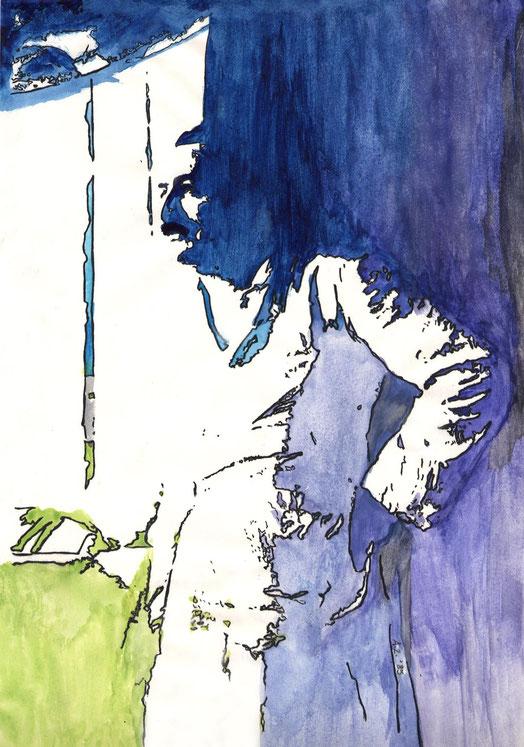 3. Watercolour
