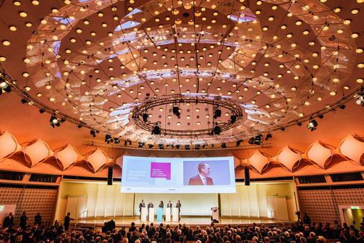 Tag der Deutschen Industrie - BCC Berlin - 2014