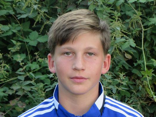 Max Jesse Hörrmann erzielte in diesem Spiel einen Dreierpack.