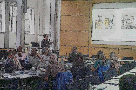 Vortrag über Baubiologie