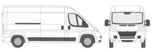 Transportervermietung, passives Einkommen, Citroen Jumper L3H2, Kastenwagen, freaky finance, Gastartikel