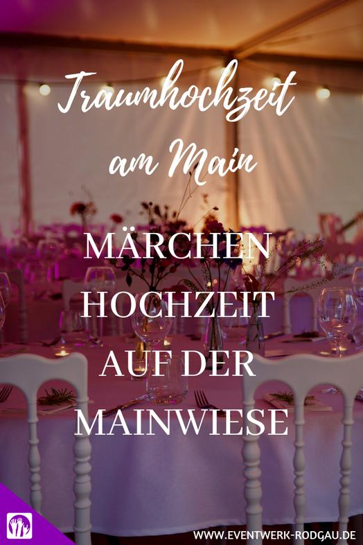 Märchen Hochzeit Mainwiese