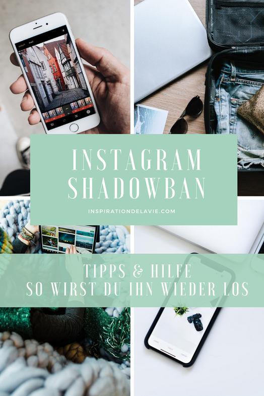 In den letzten Tagen kam das Thema Instagram Shadowban auf und die Frage: Wie werde ich ihn los? Doch was ist der Shadowban, gibt es einen Test und vor allem - wie kann ich ihn loswerden? Auf meinem Blog findest du alle Antworten um dich vom Instagram Sha