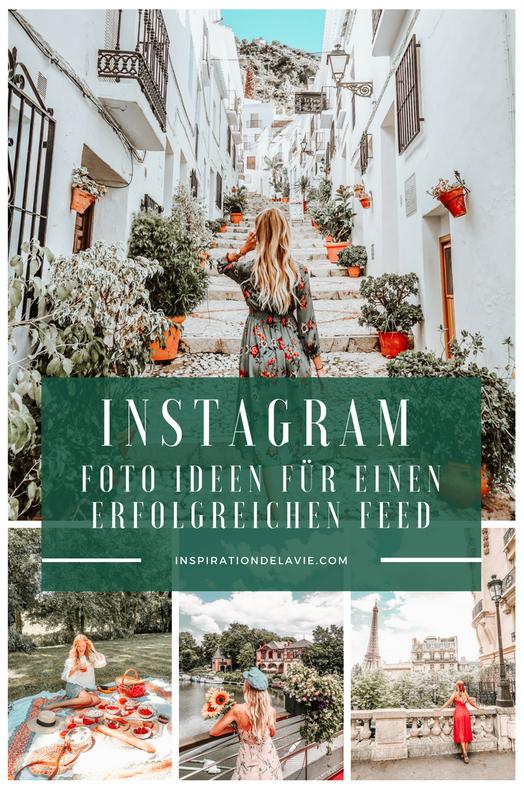 Instagram Tipps für Blogger und Einsteiger - 10 Instagram Content Ideen und Tipps, wie du deine Fotos bearbeitest und erfolgreich in Szene setzt. Mit der richtigen Bearbeitung und Instagram Hacks wird dein Account schnell erfolgreich. Hier gibt es meine I