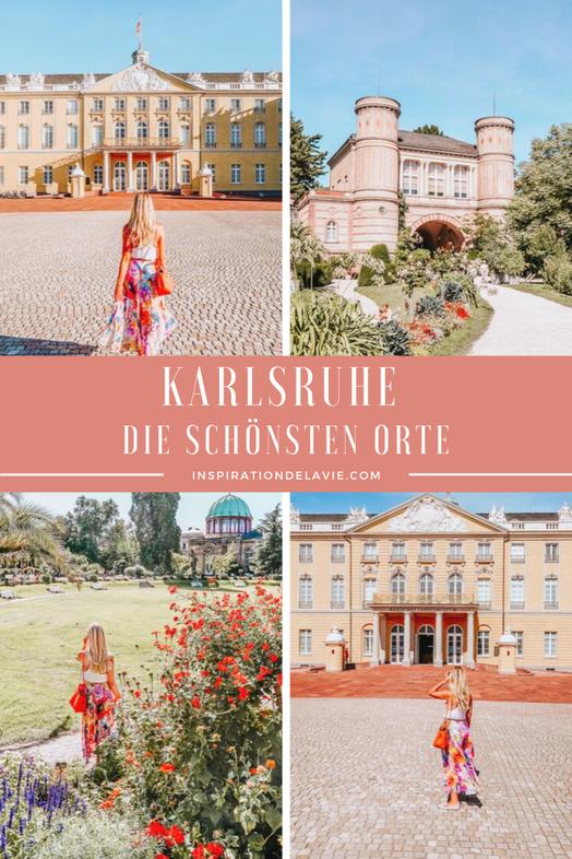 Tipps und Highlights für eure Städtereise nach Karlsruhe - auf meinem Reise Blog zeige ich euch die schönsten Sehenswürdigkeiten, kulturelle Highlights wie das ZKM, die schönsten Gärten, Ausblicke und Ausflüge. Ich stelle euch einen Stadtrundgang für Karl