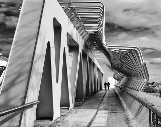 pont de La Matte de Saint Nazaire