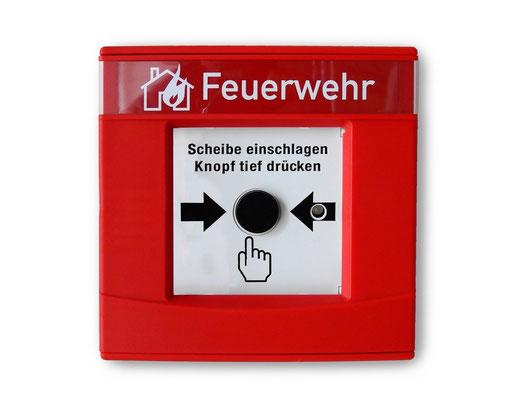 Sicherheitstechnik Brandmeldeanlagen Feuermelder