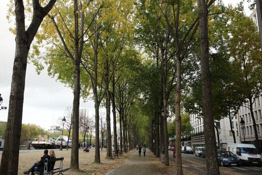 Quai de la Loire, Paris : Bonjour mes frères et mes soeurs