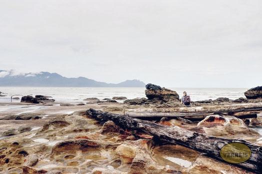 Strand in Borneo
