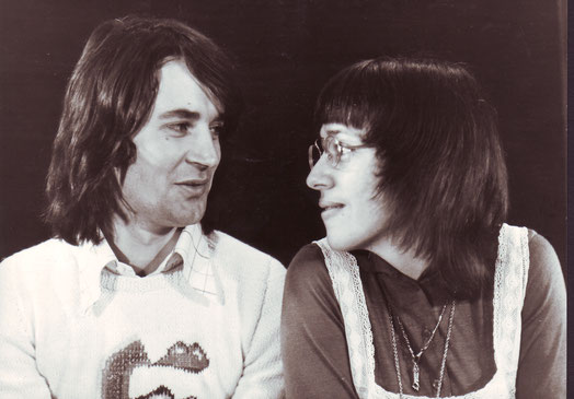 Claus & Antje 1974
